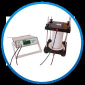 コンクリート電気抵抗測定器