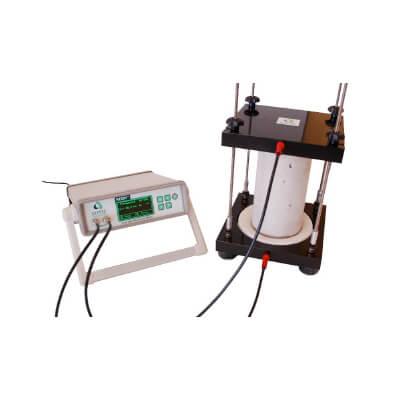 コンクリート体積電気抵抗率測定器 RCON2