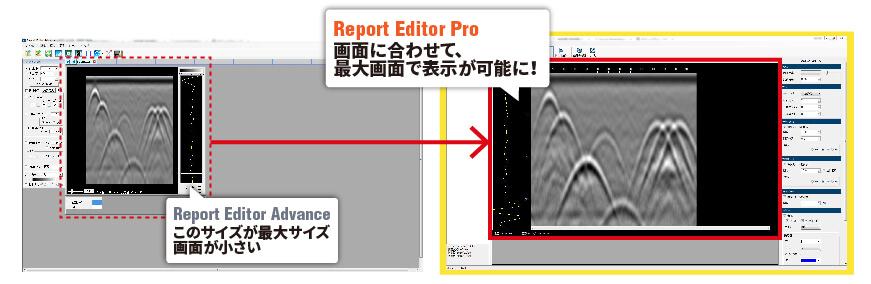 Report Editor Pro 比較