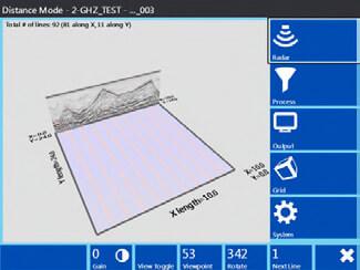 SIR-4000 3D表示例