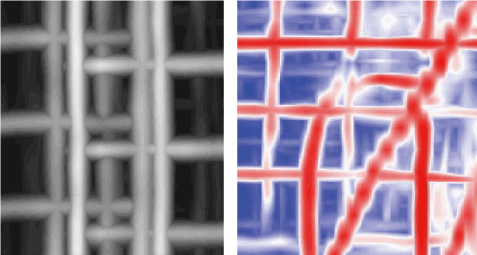 ストラクチャスキャン SIR-EZ 3D可視化機能