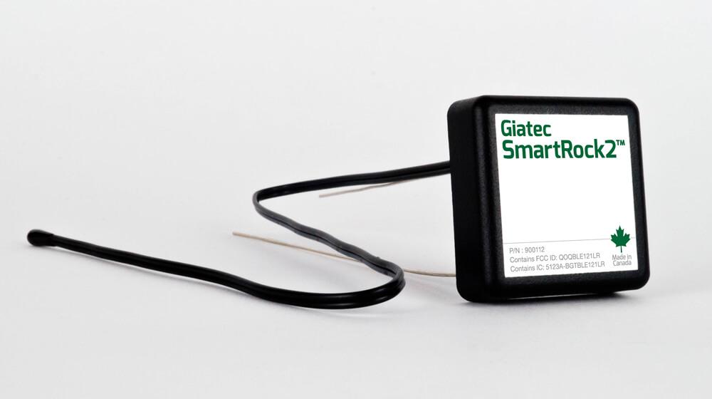 ワイヤレスコンクリート温度センサー SmartRock2 センサーイメージ